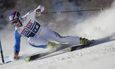 FRA: Alpine skiing Val D'Isere men's GS. MOELGG Manfred. — Stock Photo