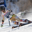 FRA: Alpine skiing Val D'Isere men's GS. DIXON Robbie. — Stock Photo