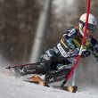 Stock Photo: FRA: Alpine skiing Val D'Isere men's slalom. MYHRE Lars Elton.