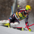 FRA: Alpine skiing Val D'Isere men's slalom. KOSTELIC Ivica. — Stock Photo