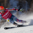 FRA: Alpine skiing Val D'Isere men's GS. LIGETY Ted. — Stock Photo #29111553