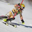 FRA: Alpine skiing Val D'Isere men's slalom. COUSINEAU Julien. — Foto Stock