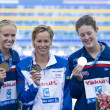 ������, ������: SWM: World Aquatics Championship Ceremony womens 200m freestyle
