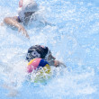 WPO: World Aquatics Championship Chinvs USA — Stock Photo #29112449