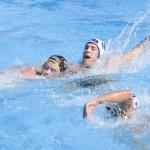 Постер, плакат: WPO: World Aquatics Championship USA vs Germany Andreas Schlotterbeck