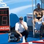 WPO: World Aquatics Championship - USA vs Germany. Terry Schroeder. — Stock Photo
