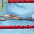 SWM: World Aquatics Championship - mens 200m breaststrokeSWM. Eric Shanteau. — Stock Photo