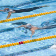 Stock Photo: SWM: World Aquatics Championship - mens 200m breaststroke. Eric Shanteau.