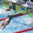 SWM: World Aquatics Championship. AlyssAndreson. — Stock Photo #29114509
