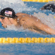 SWM: World Aquatics Championship - Mens 200m butterfly final — Stock Photo #29115201