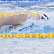 SWM: World Aquatics Championship - Mens 200m freestyle semi final — Stock Photo #29115343