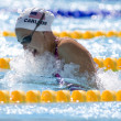 SWM: World Aquatics Championship - Womens 100m breaststroke — Stock Photo #29115511
