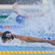 SWM: World Aquatics Championship - Mens 4 x 100m medley final — Stock Photo #29115753