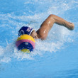 WPO: World Aquatics Championship - USA vs Croatia — Stock Photo