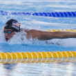SWM: World Aquatics Championship - Mens 200m individual medley. Ryan Lochte — Stock Photo