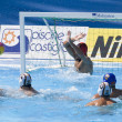 WPO: World Aquatics Championship - Germany vs Montenegro — Stock Photo #29116491