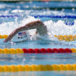 SWM: World Aquatics Championship - Mens 200m freestyle.  Michael Phelps — Stock Photo