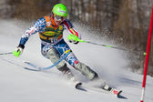 Fra': slalom uomini sci alpino val d'Isere. ted Ligety. — Foto Stock