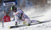 FRA: Alpine skiing Val D'Isere men's GS. GOERGL Stephan. — Stock Photo