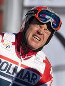 FRA: Alpine skiing Val D'Isere men's GS — Stock Photo