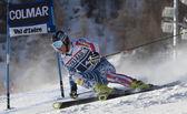 Fra: gs alpino esquí val d ' isere varonil. jitloff tim. — Foto de Stock
