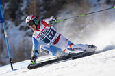 FRA: Alpine skiing Val D'Isere men's GS. VILETTA Sandro. — Stock Photo
