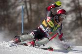 FRA: Alpine skiing Val D'Isere men's slalom. ZRNCIC-DIM Natko. — Stock Photo