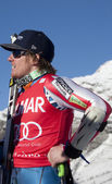 FRA: Alpine skiing Val D'Isere men's GS. LIGETY Ted. — Stock Photo
