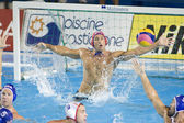 WPO: World Aquatics Championship - Semi final - USA vs Spain — Stock Photo