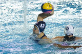 WPO: World Aquatics Championship - Womens final Canada vs USA — Foto de Stock