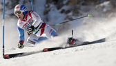 FRA: Alpine skiing Val D'Isere men's GS. JANKA Carlo. — Stock Photo