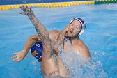 WPO: USA v Macedonia, 13th World Aquatics championships Rome 09 — Foto Stock