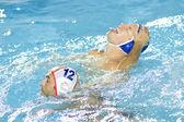 WPO: World Aquatics Championship - Semi final - USA vs Spain. — Stock Photo