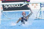 WPO: World Aquatics Championship China vs USA. Elizabeth Armstrong. — Stock Photo