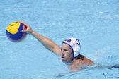WPO: World Aquatic Championships - USA vs Romania. Brian Alexander. — Stock Photo