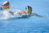WPO: World Aquatics championship - AUS vs NZL. Brionwen Knox. — Stock Photo