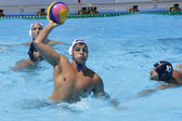 WPO: World Aquatic Championships - USA vs Romania — Stock Photo