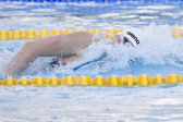 SWM: World Aquatics Championship - Mens 200m freestyle semi final — Stock Photo