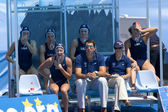 WPO: World Aquatics Championship China vs USA — Stock Photo