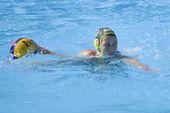 WPO: World Aquatics championship - AUS vs NZL — Stock Photo