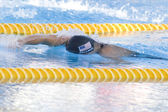 SWM: World Aquatics Championship - Womens 200m freestyle final — Stock Photo