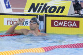 SWM: World Aquatics Championship - Mens 200m butterfly final — Stock Photo