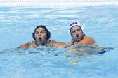 WPO: World Aquatic Championships - USA vs Romania — Stock Photo