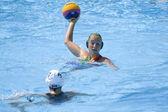 WPO: World Aquatics championship - CAN vs RSA — Stock Photo