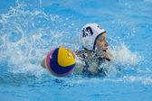 WPO: World Aquatic Championships - USA vs Greece — Stock Photo