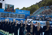 WPO: World Aquatics Championship - USA vs Croatia — 图库照片