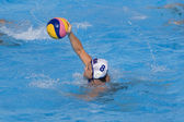 WPO: USA v Macedonia, 13th World Aquatics championships Rome 09. Anthony Azevedo — Stock Photo