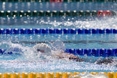 SWM: World Aquatics Championship - Womens 400m individual medley. Elizabeth Beisel — Stock Photo