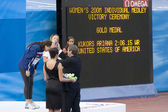 SWM: World Aquatics Championship. Ariana Kukors — Stock Photo
