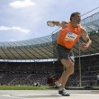 ATH: Berlin Golden League Athletics. Virgilijus ALEKNA (LTU) competing in the discus — Stock Photo